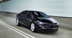 GM Recalls Chevrolet Cruze Over Missing Headlight Codes
