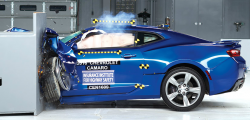 Sports Car Crash-Test Ratings All Over the Place