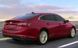 Chevrolet Malibu Hybrid Recalled Due To Stalling