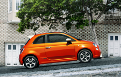 Fiat Chrysler Recalls Fiat 500e Cars For Propulsion Problems