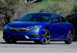 Honda Recalls Civic To Fix Side LED Lights