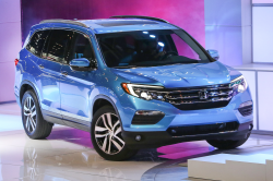 Honda Pilot Recalled To Update Instrument Cluster Software