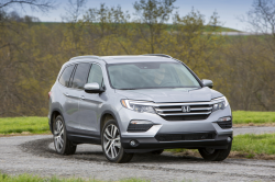 Honda Pilots Recalled to Replace Gas Tanks