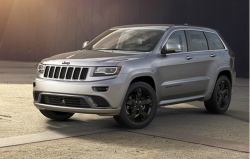 Chrysler Recalls Jeep Grand Cherokees For Locked Gear Shifters