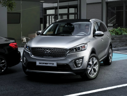 Kia Recalls Sorento to Fix Rear Suspension Problems