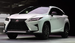 Lexus RX 350 and RX 450h Recalled Over Knee Airbags