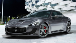 2016 Maserati GranTurismo Recalled Twice in 4 Weeks