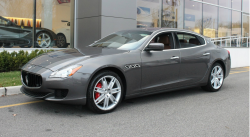 Maserati Recalls Quattroporte and Ghibli to Fix Bolts