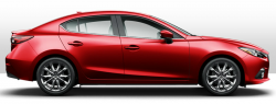 Mazda Recalls Mazda3 Cars For Gas Tank Fire Risk