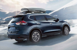 Nissan Recalls Rogue For Lift Gates That Won't Stay Open