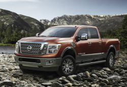 Nissan Titan Diesel XD Trucks Recalled For Fuel Pressure Problems