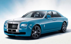 Rolls-Royce Phantom Recalled to Fix Side Airbags