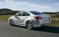 Subaru Recalls Legacy and Outback After Steering Wheel Fails