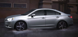 Subaru Recalls Legacy and Outback Over Fire Risk