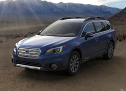 Subaru Recalls Legacy and Outback To Prevent Gas Leaks