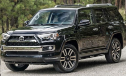 Gulf States Toyota Recalls 4Runner For Label Problems