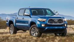 Toyota Recalls 2016 Tacoma For Knee Airbag Problems