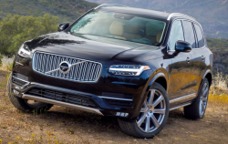Volvo Recalls XC90 For Sensitive Sunroof Switch