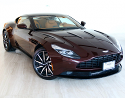 Aston Martin Recalls DB11 Coupes To Fix Airbag Issues