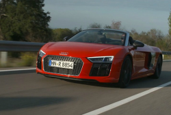 Audi R8 Coupe and R8 Spyder Recall Ordered For Fire Risk