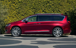 Chrysler Pacifica Plug-in Hybrid Recall Issued Over Fire Risk