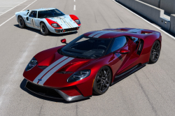 Ford GT Recall Issued After Car Catches Fire