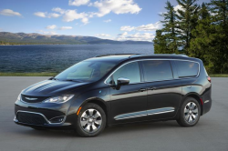 Chrysler Pacifica Hybrid Fires Cause Recall