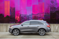 Acura MDX Sport Hybrid SUVs Recalled Over Fuel Leaks