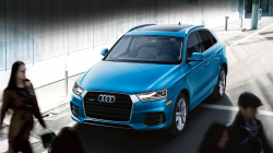 Audi Recalls Q3 SUVs Over Brake Light Problems
