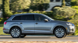 Audi Q7 Recalled to Fix Airbags That Can Hurt Occupants