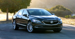 GM Recalls 2017 Buick LaCrosse to Fix Power Steering Problems
