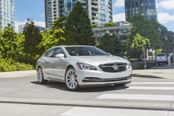 Buick LaCrosse Recalled To Fix Rear Suspension Problems