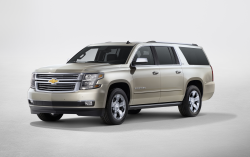 GM Recalls 2017 Chevrolet Suburban HD Vehicles