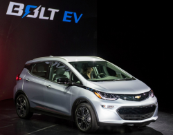Chevy Bolt Batteries May Have Cell Problems