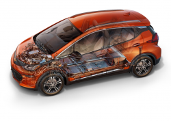 Chevy Bolt Propulsion Power Reduced Due to Battery Cells: GM