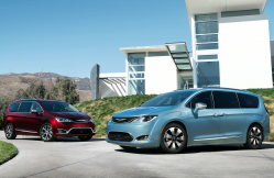 Chrysler Recalls Pacifica Plug-in Hybrid Electric Minivans