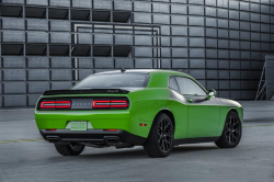 Chrysler Recalls Dodge Challengers That May Roll Away