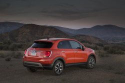 Fiat 500X Recalled to Fix Tire Pressure Monitoring System