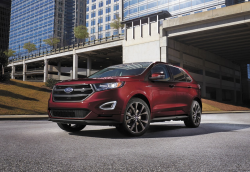 Ford Edge Recalled After Automaker Discovers Missing Welds In The Windshield Header Areas