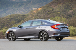 Honda Recalls 2017 Civics With Bad Driveshafts