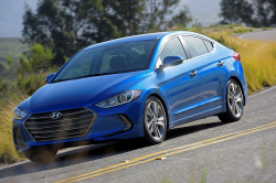 Hyundai Recalls Elantra Cars That Lose Power Steering