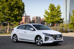 Hyundai Recalls Ioniq Hybrids To Repair Oil Seals