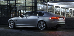 Jaguar Recalls 9 XF Cars to Look For Cracked Inner Sill Panels