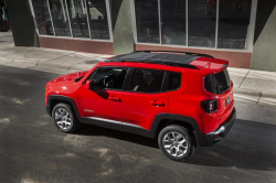 Jeep Renegades Recalled Due to Overactive Warning Lights