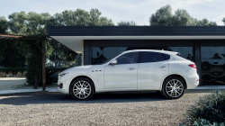 Maserati Recalls Levante SUVs to Fix Transmission Problems