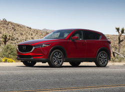 Mazda Recalls 2017 CX-5 SUVs to Fix Trailer Hitch Harnesses