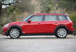 MINI Cooper Clubman Recalled For Airbag Problems