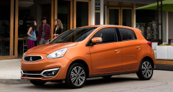 Mitsubishi Recalls Mirage Because Owners Can Adjust Headlights