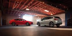 Subaru Recalls Imprezas to Fix Stalling Problems