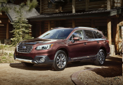 Subaru Recalls Outbacks With Lots of Loose Bolts
